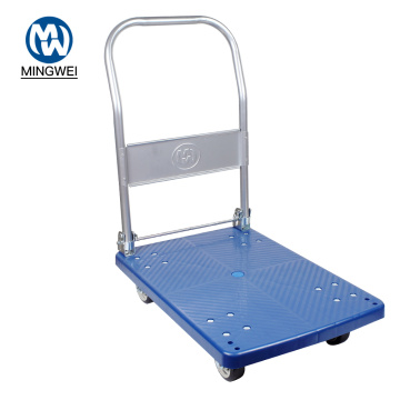 Folding Platform Trolley With4 Wheels