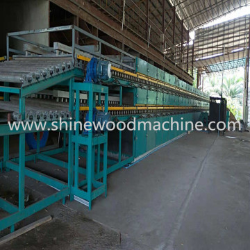 Shine Roller Veneer Dryer for Sale