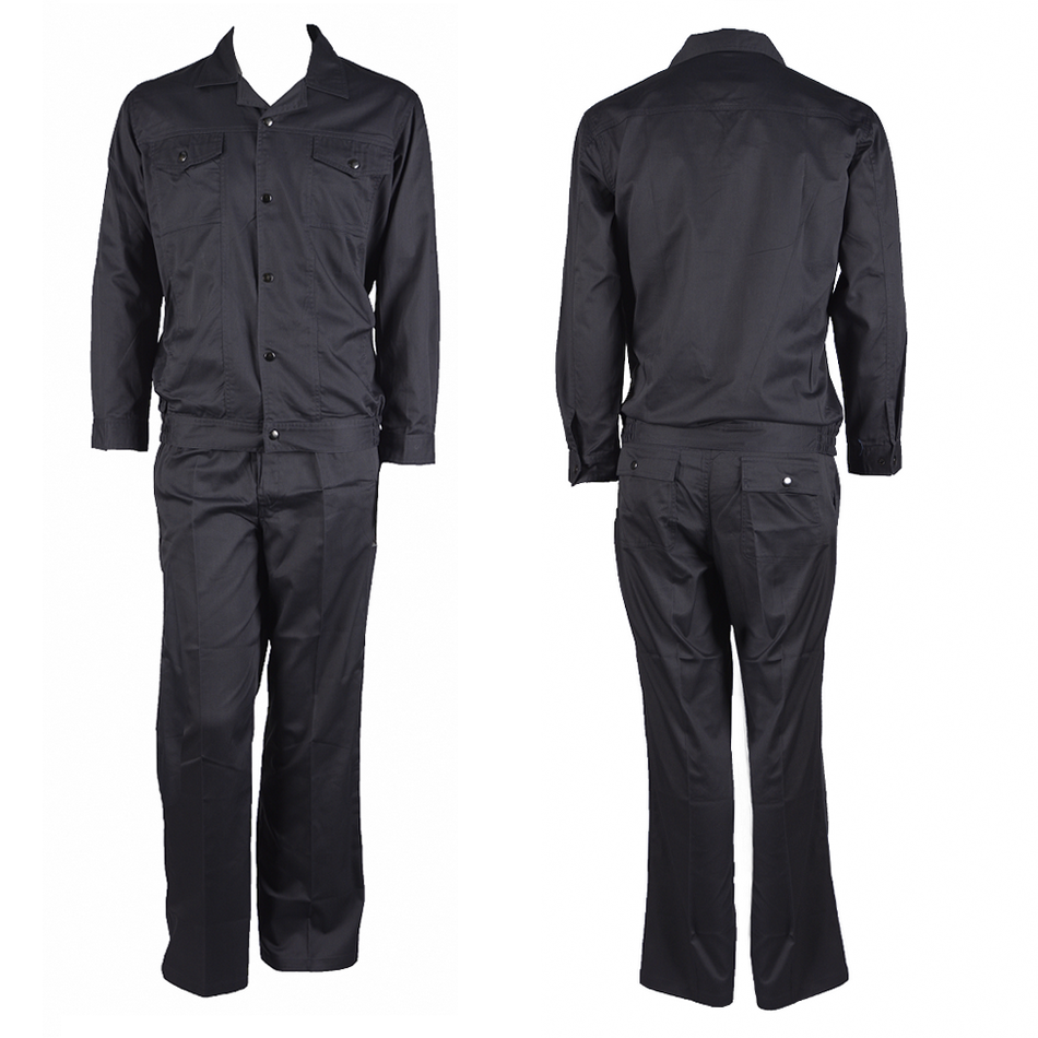 black work suit B12-X