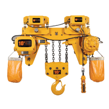 factory price 2ton electric chain lifting hoist