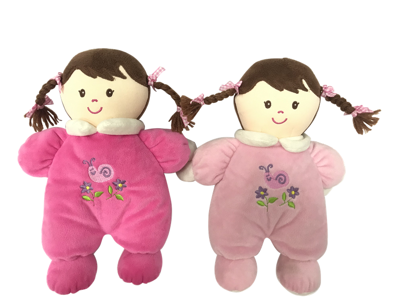 Soft Baby Doll Toy