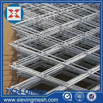6x6 Galvanized Welded Wire Mesh