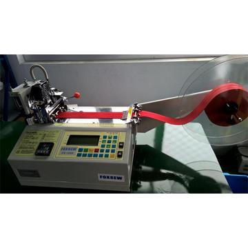 Ribbon and Tape Hot Cutting Machine