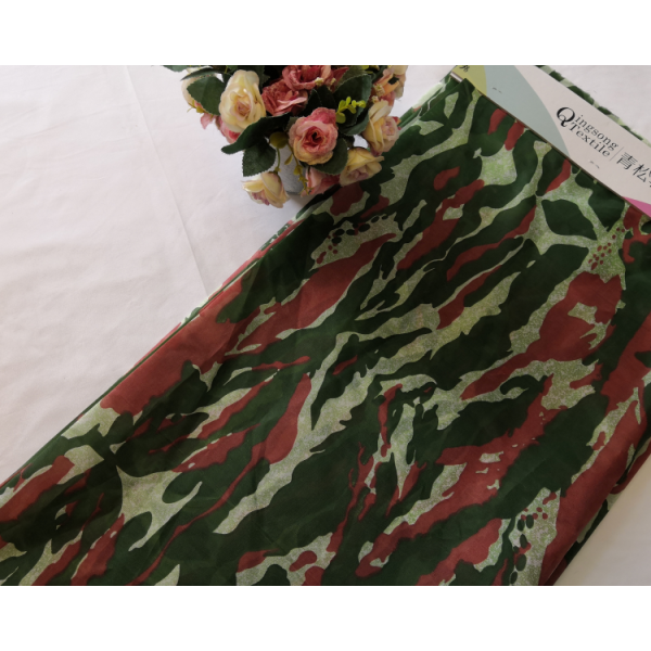 Lower Price Pigment Printing Mattress Fabric