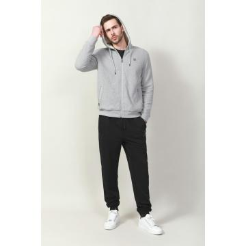 Men's Zipped Hoodie Jacket