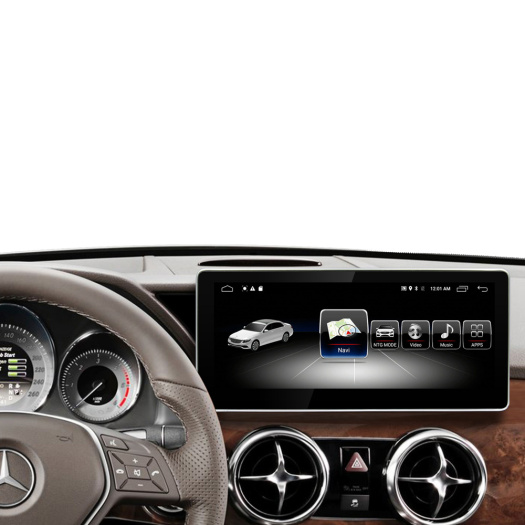 Android Stereo for Mercedes Benz B Class
