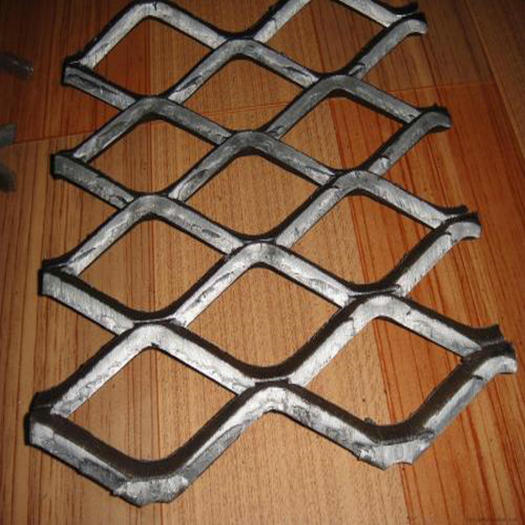 Powder Coated Expanded Wire Mesh