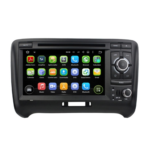 2 din stereo autoradio android for Audi