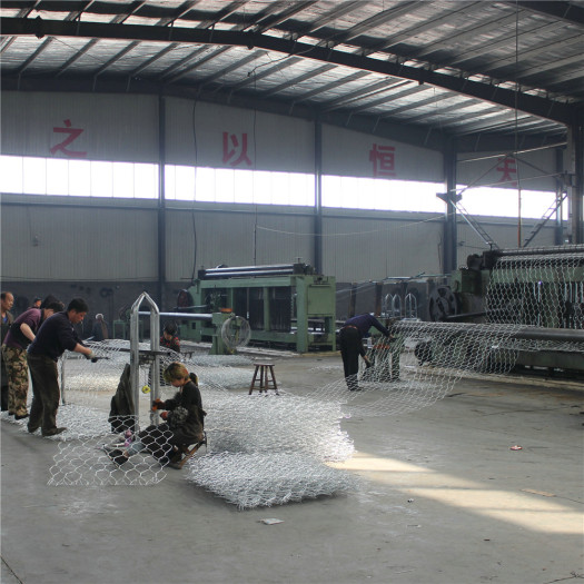 Philippines Steel Gabion Reno Mattress Applied River Bank