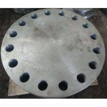 carbon steel A105 RF blind flange