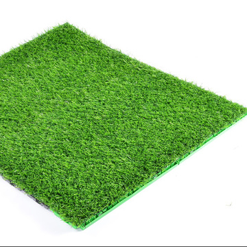 Green Turf Artificial Grass Playground