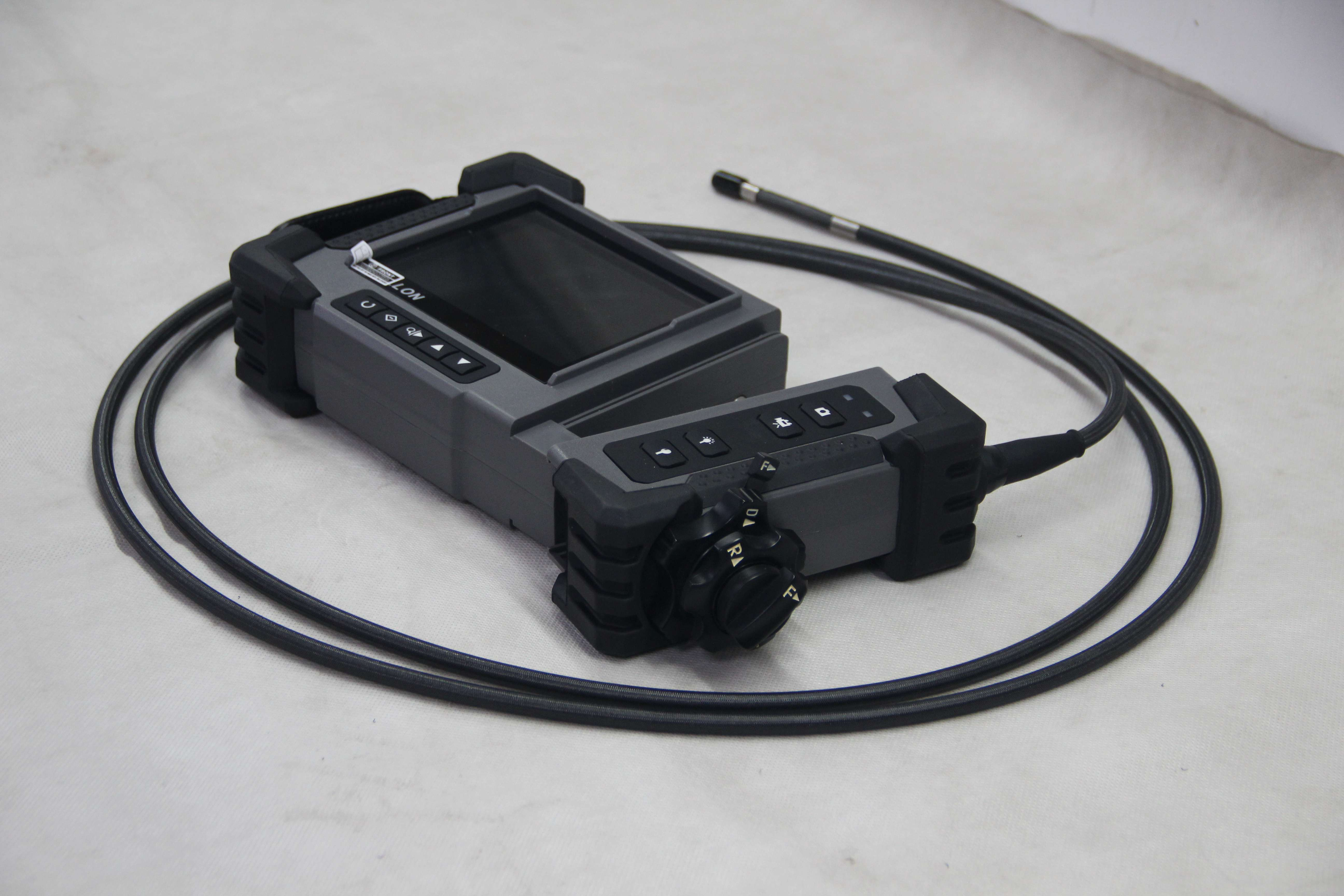 Blockage inspection camera