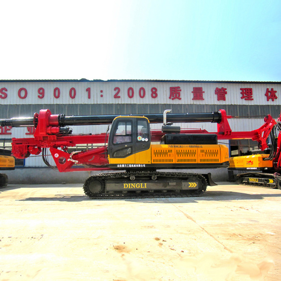 Solid Moving System Oilfield Rotary Drilling Rig