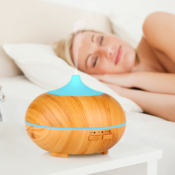 Mood Lamp Mist Fogger Aroma Oil Humidifier