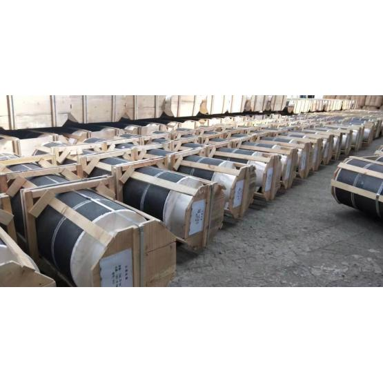 high density ultra high pressure graphite electrode