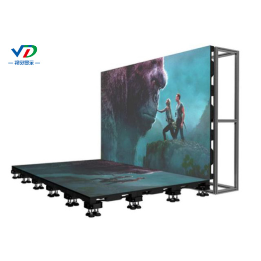 PH3.91 professional  Interactive Dance Floor LED Display
