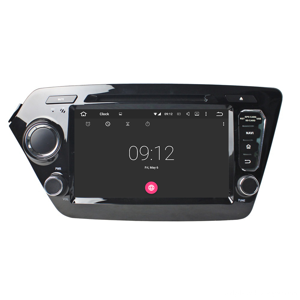 Kia K2 Android 6 0 Car Dvd