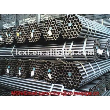 sch 40 sch80 seamless steel pipe
