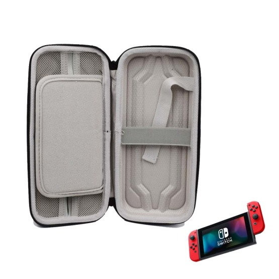 Carrying for accept customized Nintendo switch EVA case