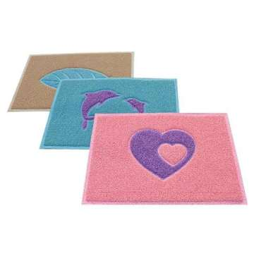 Mat for home washable home carpet