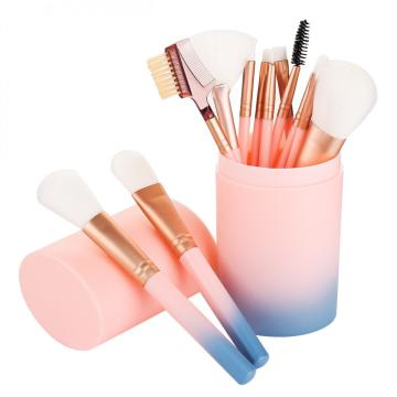 LADES 12 Pcs Makeup Brush Set