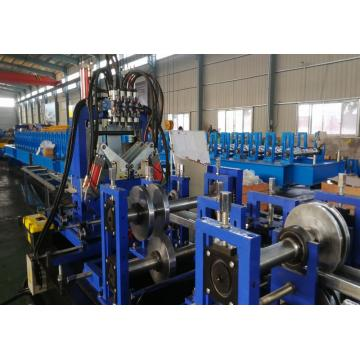 Manufacturing Processing CZ Purlin Machine