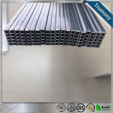 3003 micro channel aluminium tube for heat sink