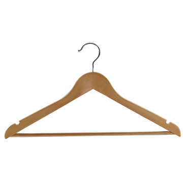 Hotel Clothes Wooden Hanger