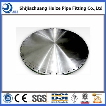 12 stainless steel blind flanges