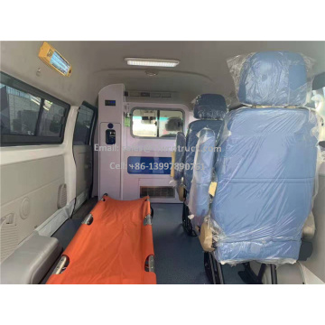 Brand New Jinbei Emergency Medical Vehicle For Sale