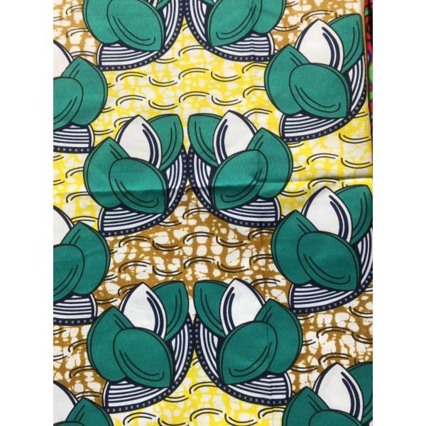 African wax print fabric 100% cotton