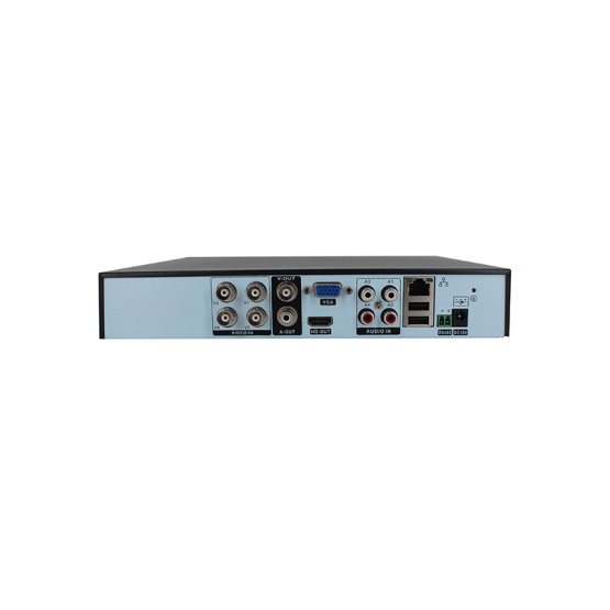 4 Channel H.265 AHD DVR 5MP