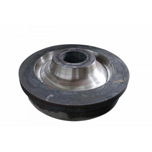 Forging Gantry Crane Wheels Small Railway Wheels