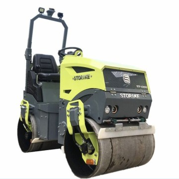 Hydraulic used small driving vibration compactor roller