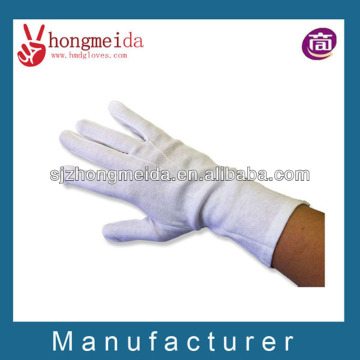 White Cotton Glove Parade Glove Waiter Glove