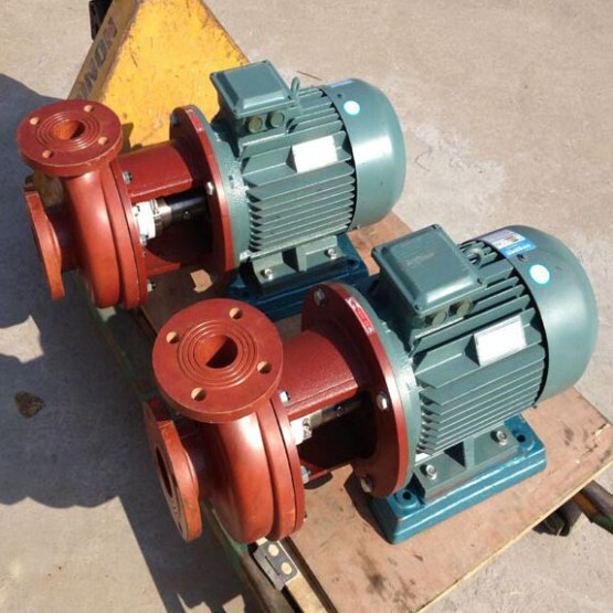 S type glass steel centrifugal pump