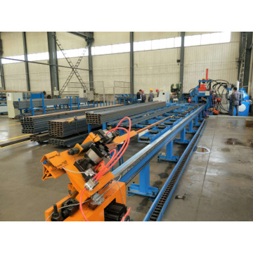 Jinan Sunshine CNC Channel Angle Line