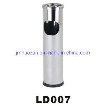 High Quality Round Stainless Steel Trash Bin, Ash Dustbin