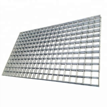 solid steel square iron welded wire mesh 10mm