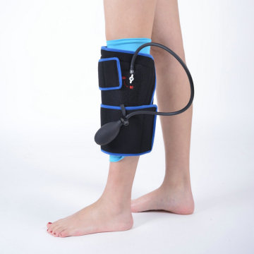 Home Rehabilitation Cold Compression Therapy Calf Wrap