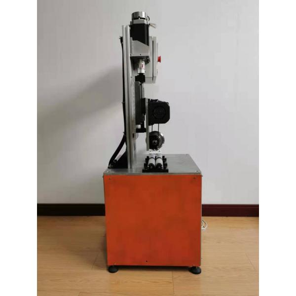 Pipe surface pressing machine