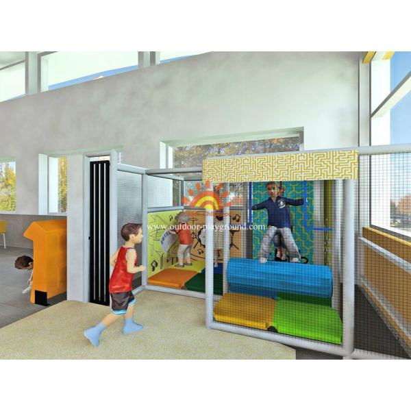 Children Small Design Safety Indoor Playground For Kids