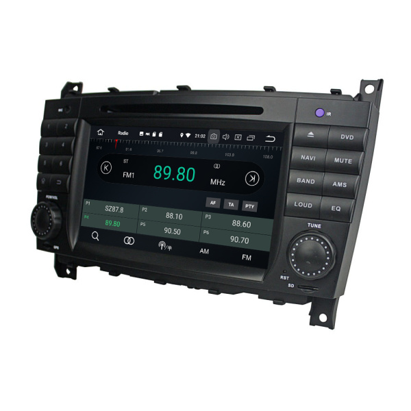 car navigation for C-Class W203