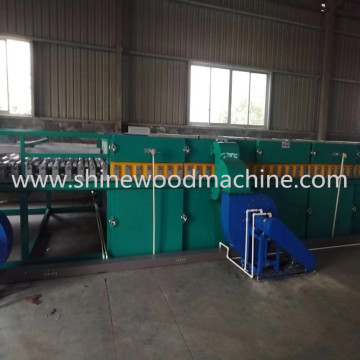 Plywood Machine Core Veneer Dryer