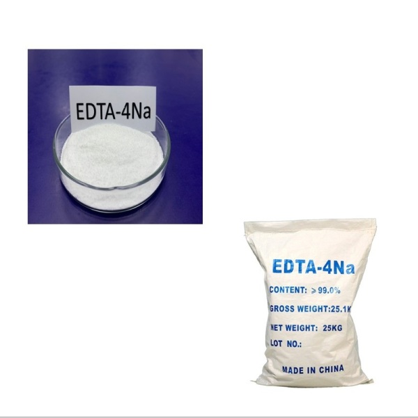 EDTA-2Na Redox Reaction For The Polymerization