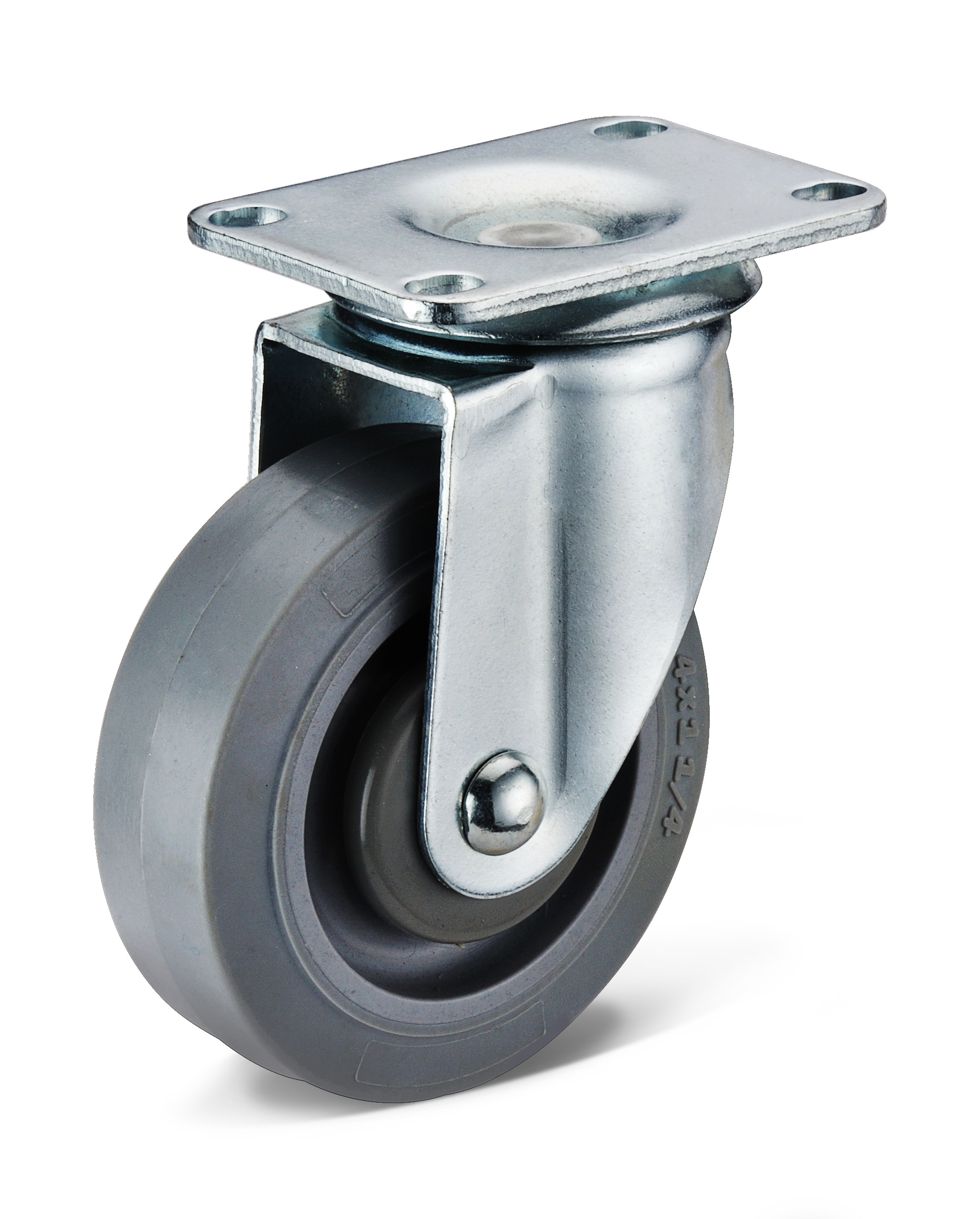 TPR Small Floor Movable Casters