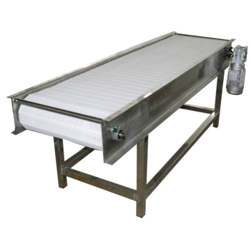 PVC Chain Plate Powered Conveyer