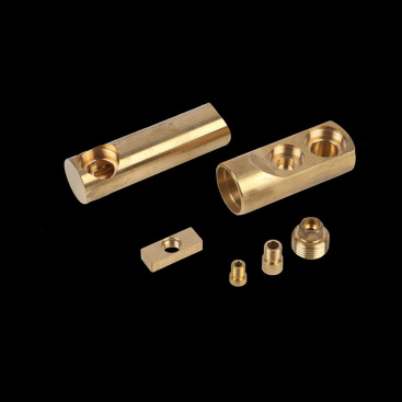 Brass Faucet Curving Connector