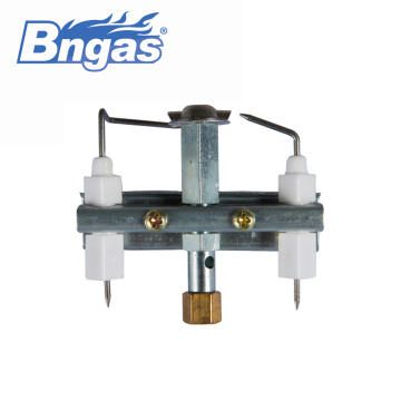 Gas water heater parts pilot burner assembly