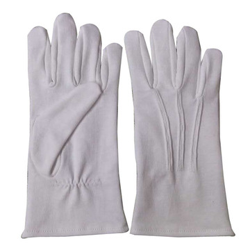 White cotton gloves wholesale